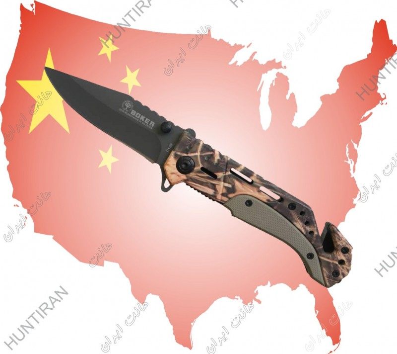 چاقوی boker مدل C139