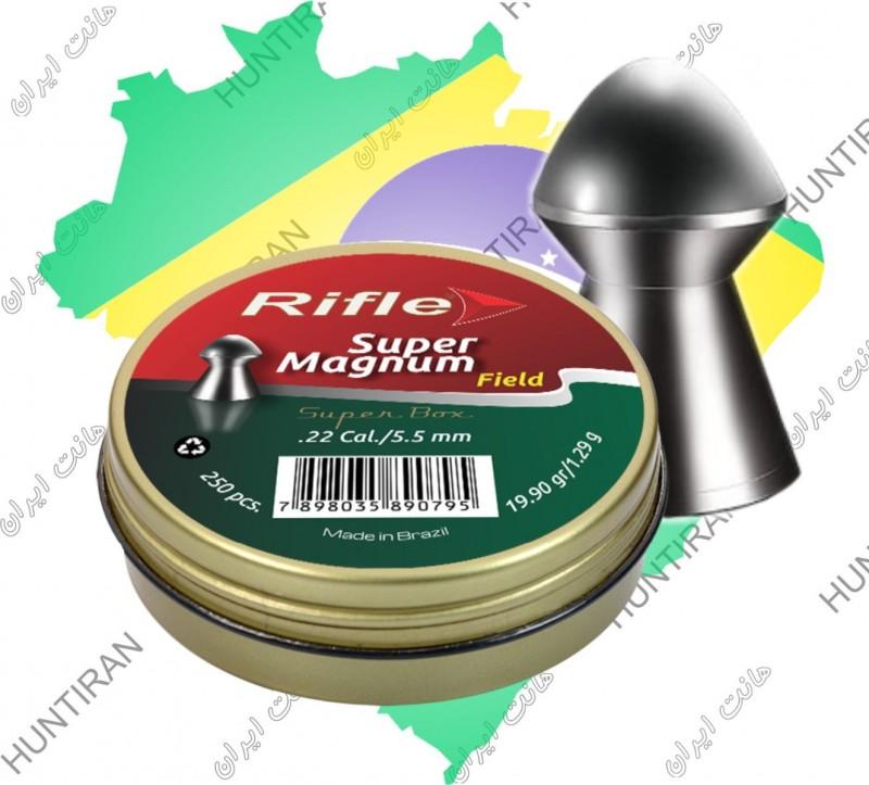 ساچمه رایفل سوپر مگنوم برزیل