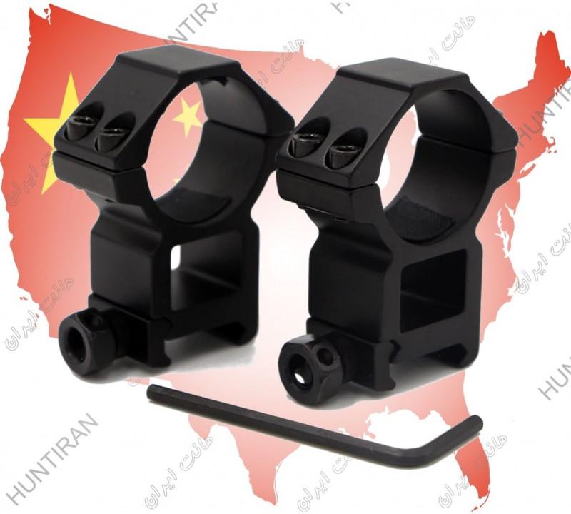 پایه دوربین تفنگ سایز 22 به 30