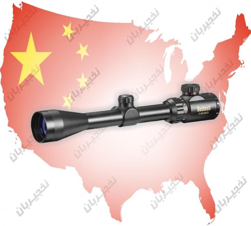 دوربین تفنگ بوشنل